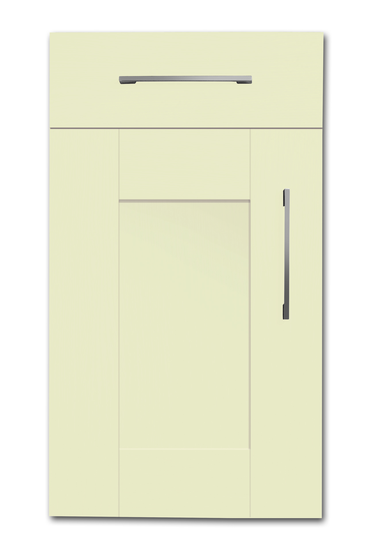 Mirano Richmond Kitchen Painted Traditional Classic Timber Oak Matte Ivory Tongue Groove Shaker Door