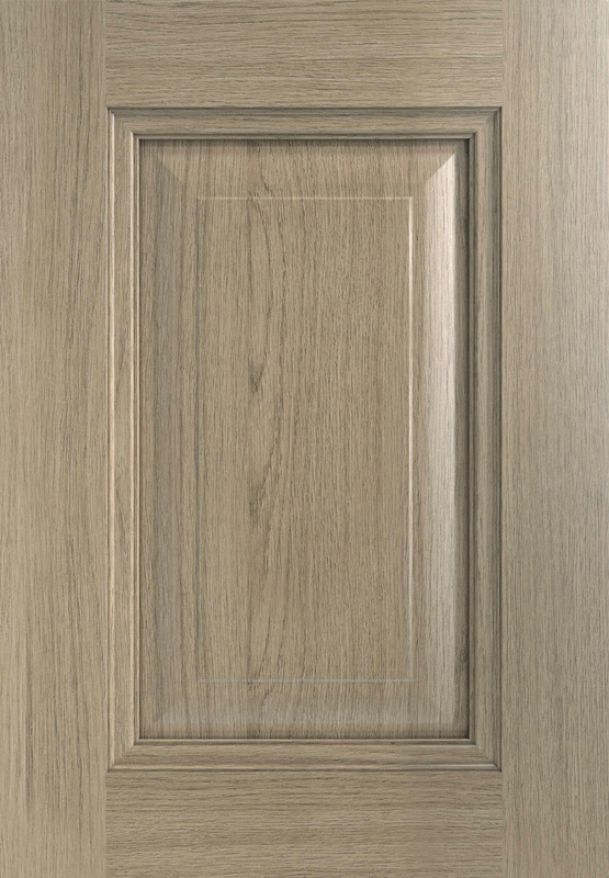 Kitchen Stori Painted Traditional Timber Jefferson Plain Uncoloured Sanded 5 Piece Shaker Door Beading