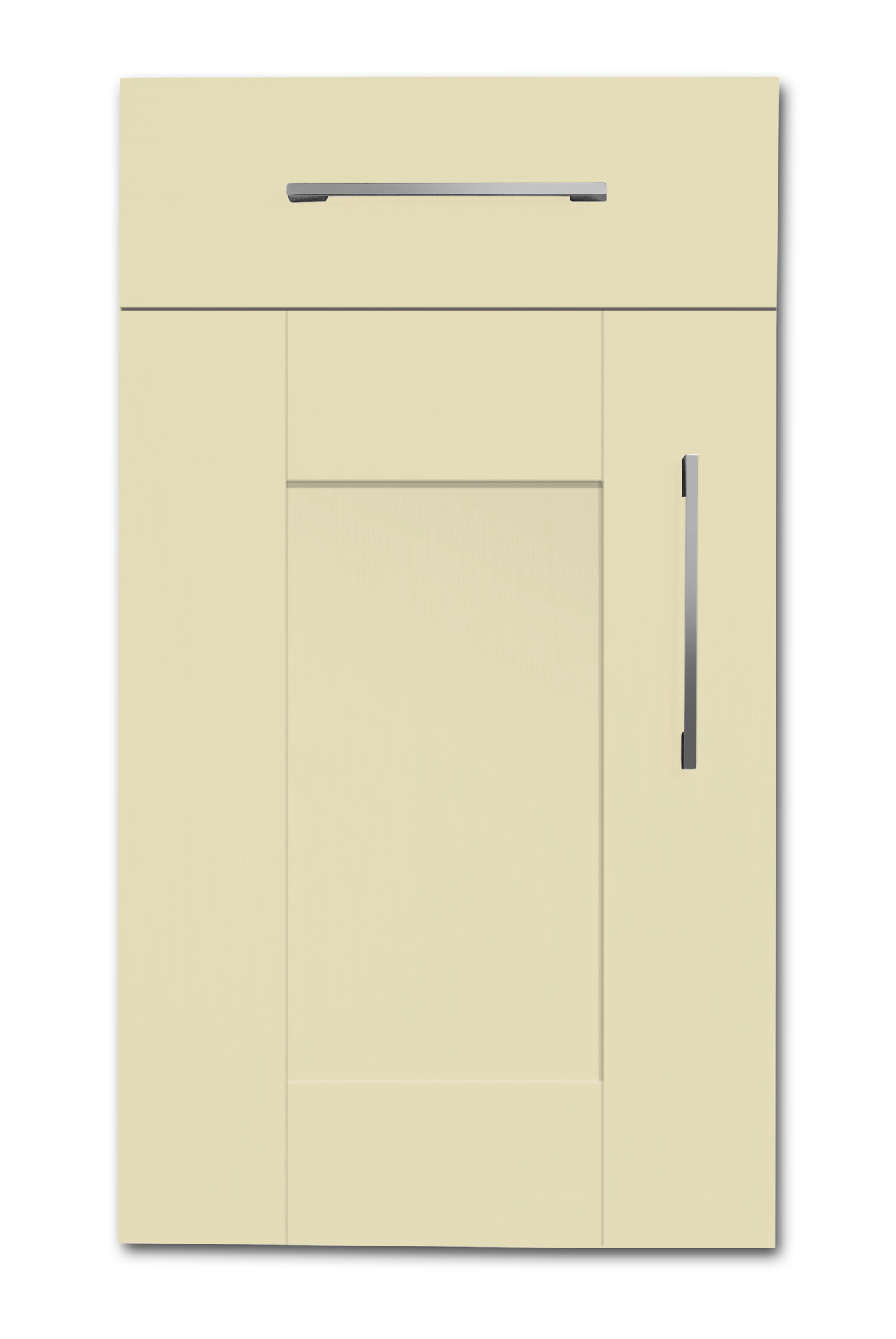 Mirano Richmond Kitchen Painted Traditional Classic Timber Oak Matte Mussel Tongue Groove Shaker Door