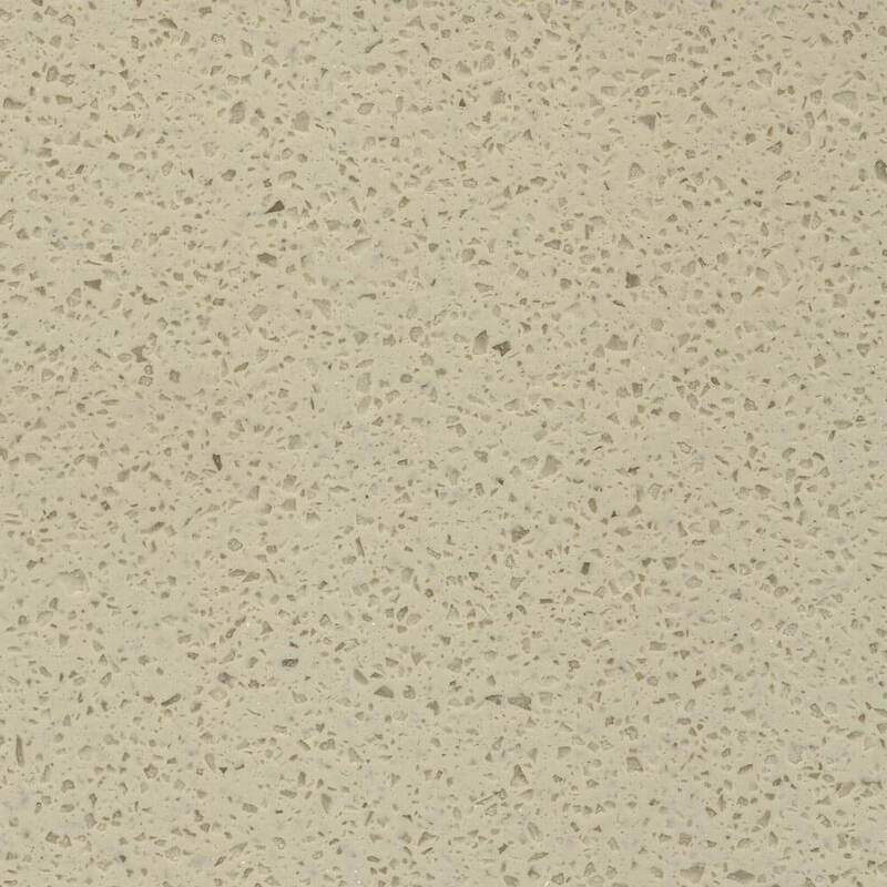 Hanex Solid Surface Worktop Ivory Essence B-001