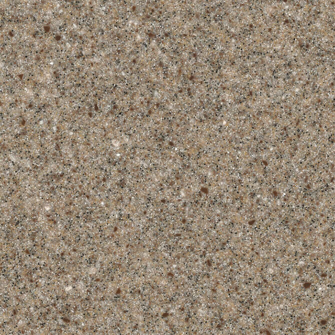 Brown Aspen Staron Acrylic Solid Surface