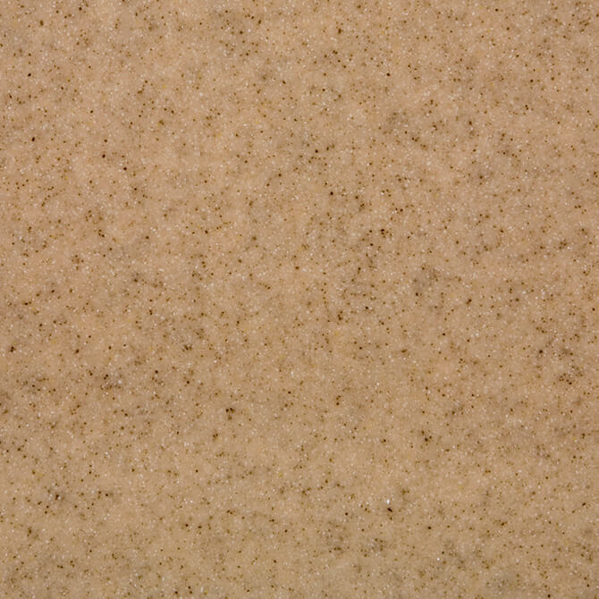 Oatmeal Sanded Staron Acrylic Solid Surface