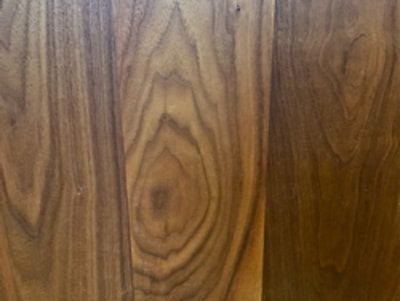 Black American Walnut 150 mm Solid Wood Wooden Worktops Full Super Wide Slim Narrow Thin Small Stave